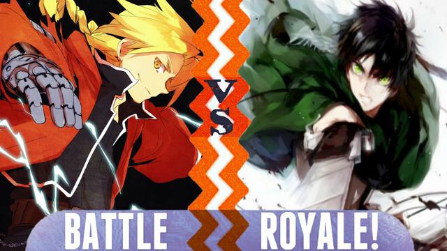 File:Battle Royale Edward Elric vs Eren Yeager.png