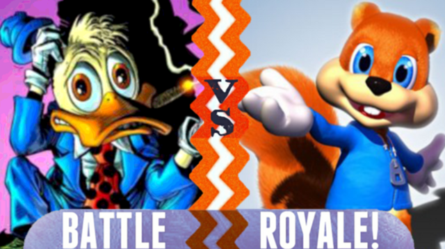 File:Battle Royale Howard the Duck VS Conker the Squirrel.png