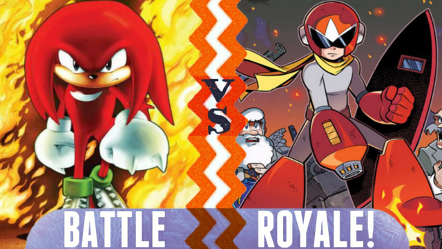 File:Battle Royale Knuckles the Echidna vs Proto Man.png