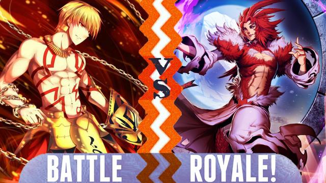 File:Battle Royale Gilgamesh vs Kuja.png