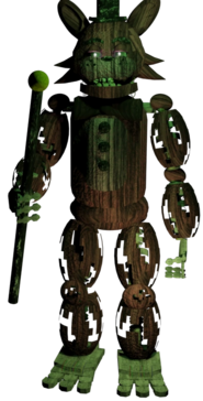 The return to freddy s 3 kitty fazcat png by thesitcixd-d8ssse5
