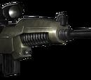 Bulls Eye Assault Rifle