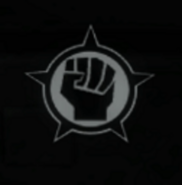 Black Hand Primary Logo
