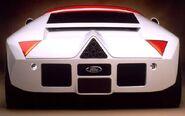 Ford GT90 back