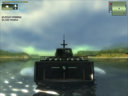 Pequod - Harpoon PC 350 Military Stern