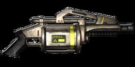 Grenade Launcher (Black Market)