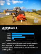 Verdeleon 3 rebel drop description