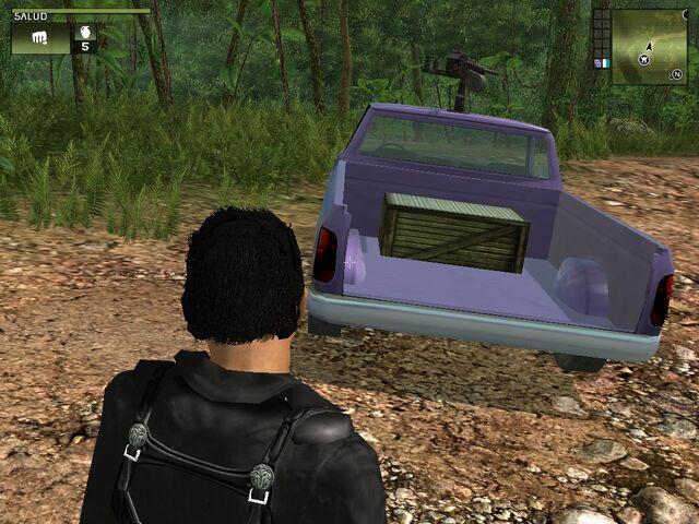 File:Shimizu Tumbleweed, box with coca, rear inside view.jpg