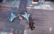Imperator Bavarium Tank Jet Collision
