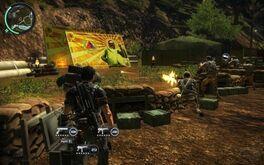 Reapers HQ shooting range