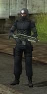 Black Hand Soldier