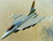 F-16XL Wings