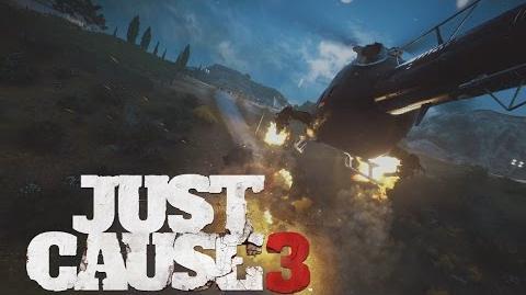 Just Cause 3 - Burn It!