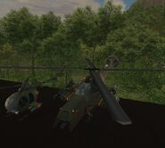 The Guerrilla's versions of -Delta MAH-15 Chimaera- and -Delta 5H4 Boxhead-.
