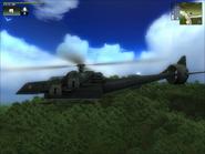 San Esperito Military Delta MAH-15 Chimaera Side