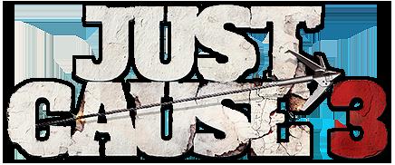 Just Cause 3 Logo Alternate