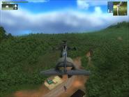 San Esperito Military Delta MAH-15 Chimaera Back