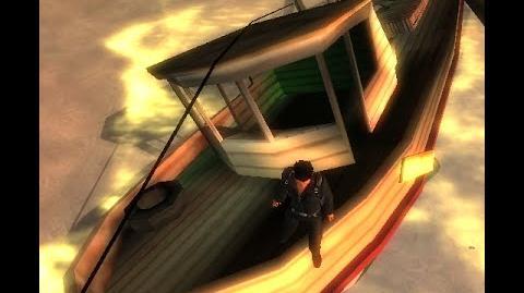 Broken ship - Just Cause 1-1