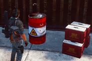 JC3 destructable ammunition crates