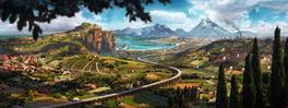 Medici countryside
