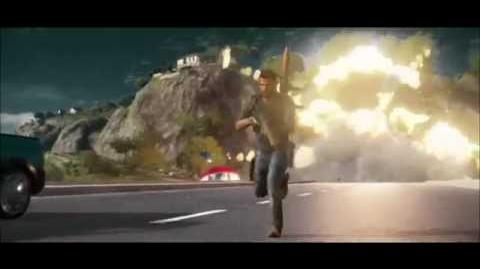 Michael Bay's Just Cause 3 Trailer