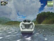 Triereme - RC Athena, montano version, rear view.