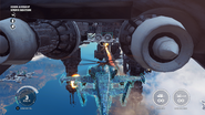EDEN Airship (rear engines)
