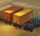 Vehicle trailers