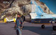 Rebellion CS7 Thunderhawk Tail