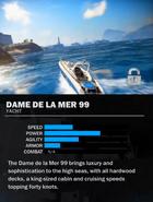 Dame de la Mer 99 (rebel drop info)
