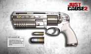 Rico's Signature Gun (official advertisement)