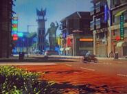 Pekan Kesuma (street view)