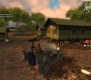 Mounted Gun