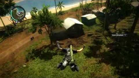 Just Cause 2- settlement completion- Pekan Buaya Tidur-0