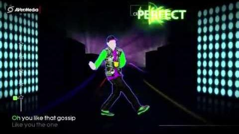 Just Dance 4 Good Feeling, Flo Rida (Classique) 5*