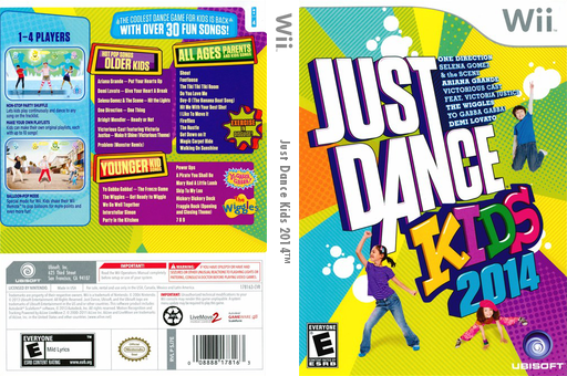 Just Dance Kids 2014 | Just Dance Wiki | FANDOM powered by Wikia