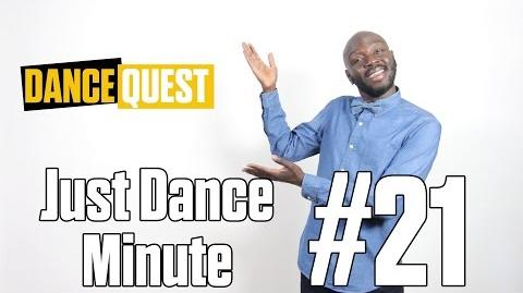 Just Dance Minute - Introducing Dance Quest!