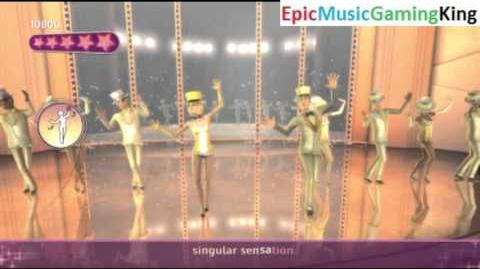 """Dance on Broadway Gameplay - """"One"""" - High Score Of 15,000 Points"""