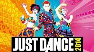 Just Dance 2014 - Song List PAL
