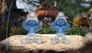 Mr. Smurftastic Gameplay