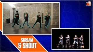 Just Dance Class - Scream & Shout with Celine Rotsen Learn the moves