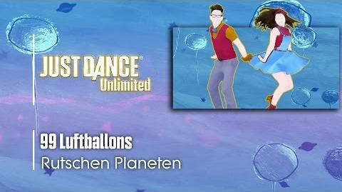 99 Luftballons - Just Dance 2017