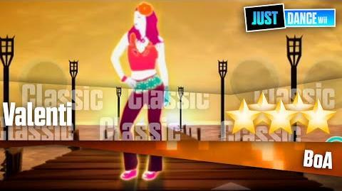 Valenti - BoA Just Dance Wii
