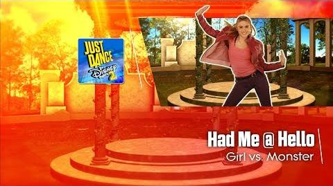 Had Me @ Hello - Just Dance Disney Party 2
