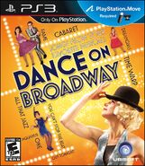 Dance-On-Broadway PS3 US ESRB