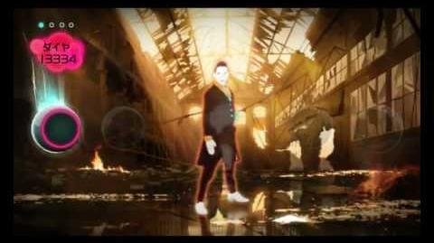 """Just Dance (Japan) - Why? """"Keep Your Head Down"""""""