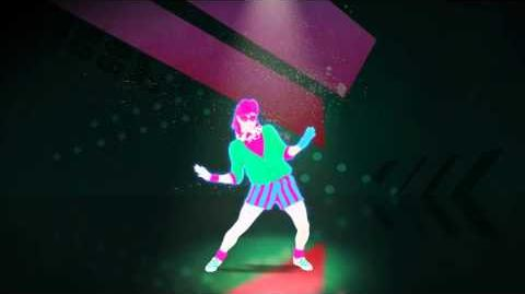 Just Dance 2 - Wake Me Up (Before You Go-Go) by WHAM!