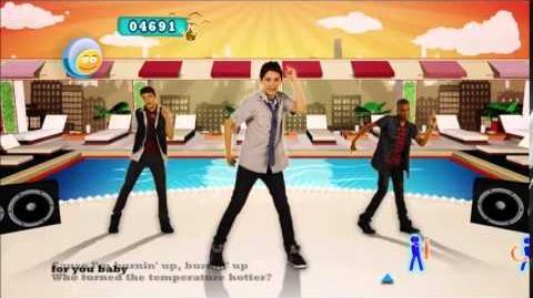 Just Dance Kids 2 Burnin Up