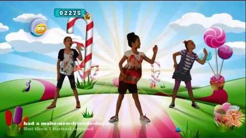Just Dance Kids 2 - I'm Gonna Catch You