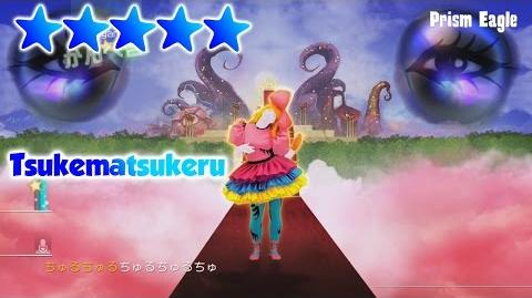 Just Dance Wii U - Tsukematsukeru - 5 Stars